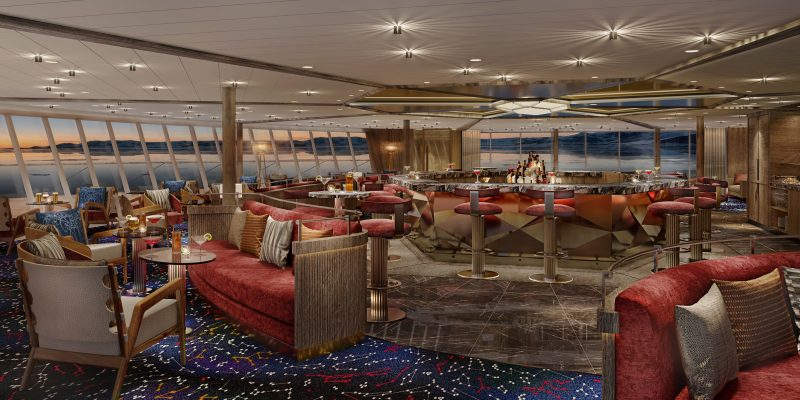 The Constellation Lounge